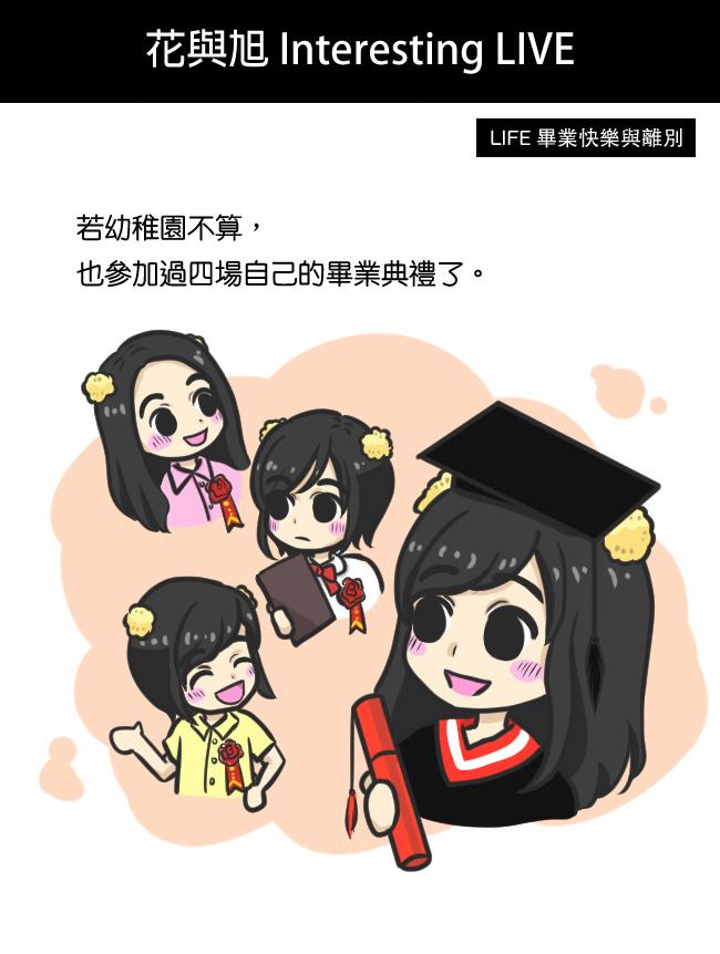 畢業快樂與離別01