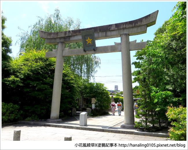 20180514晴明神社晨間散步