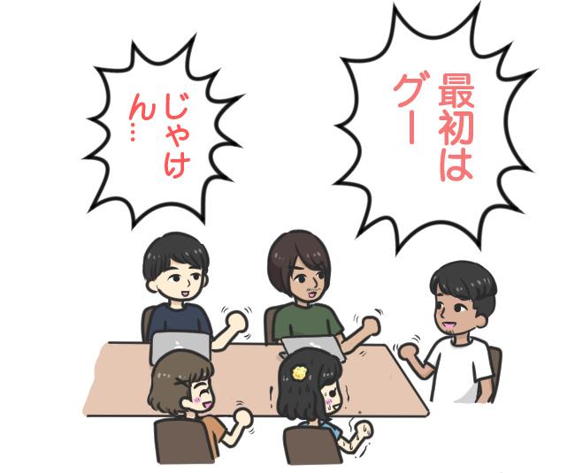 第一次跟日本人猜拳04