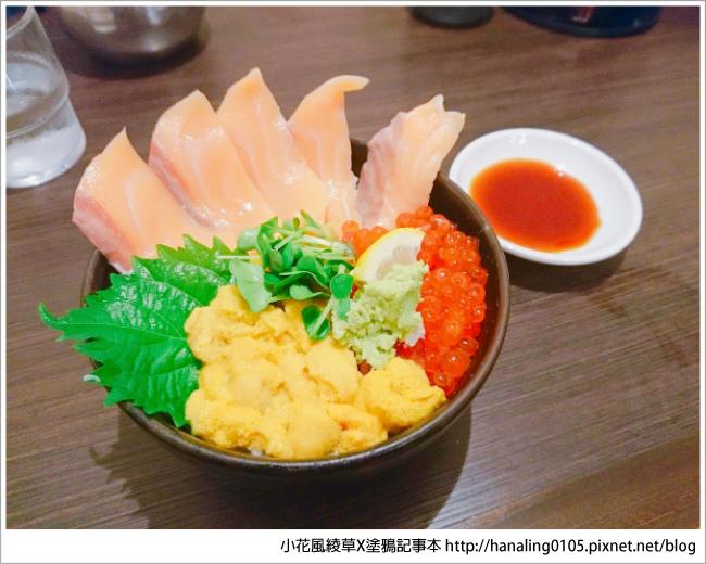 20180718午餐的海鮮丼