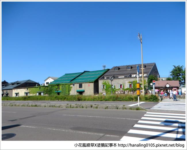 20180718小樽吃下午茶看夜景