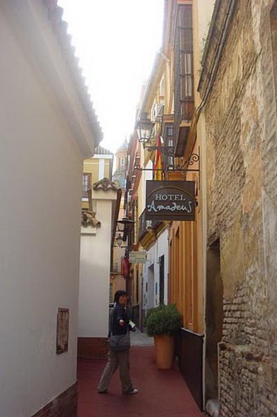 西班牙塞維亞