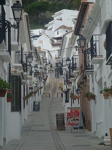 西班牙南部山城2