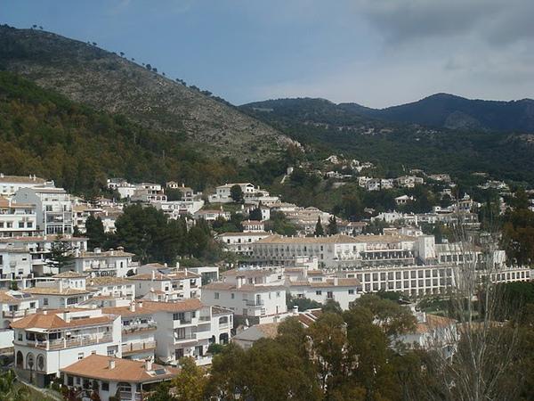 西班牙南部山城1