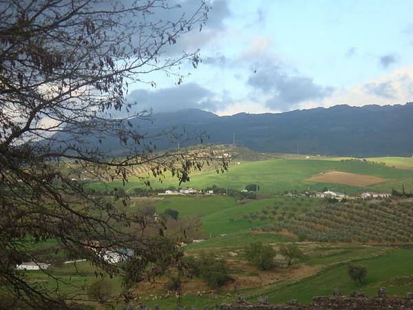 西班牙南部山城5