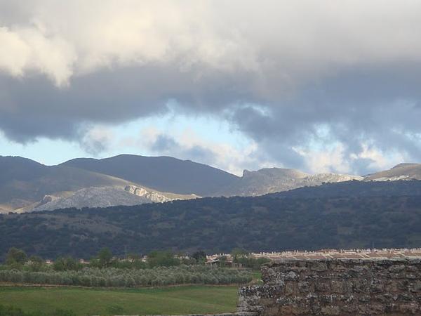 西班牙南部山城6