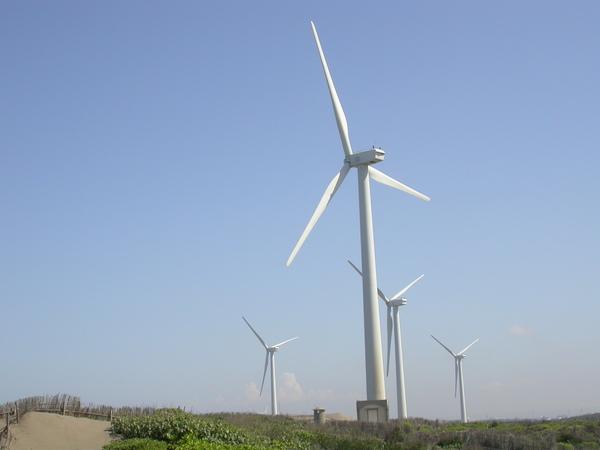 觀音。風車