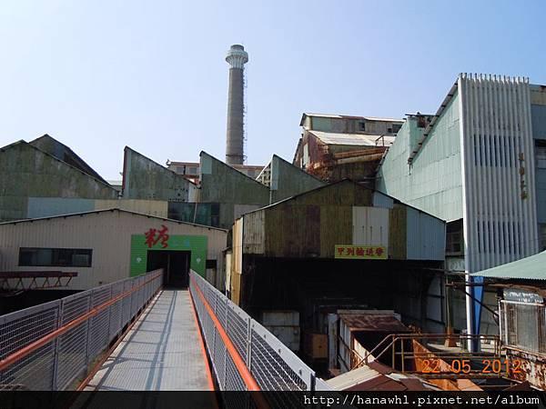 橋頭糖廠-4 工廠