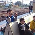 等火車的fu