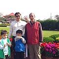 陳家太爺、老爺與少爺