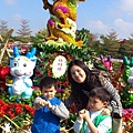 媽媽和安寶貝們
