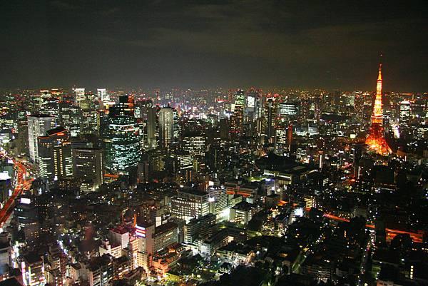 1_06六本木眺望-東京夜景04