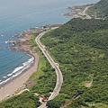來時的濱海公路