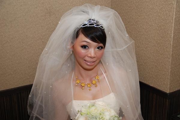 美美的新娘