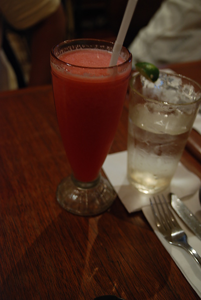 西瓜汁(真水)
