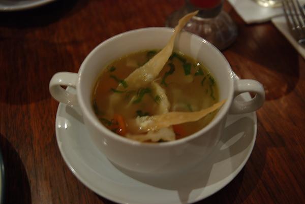 這個湯好喝