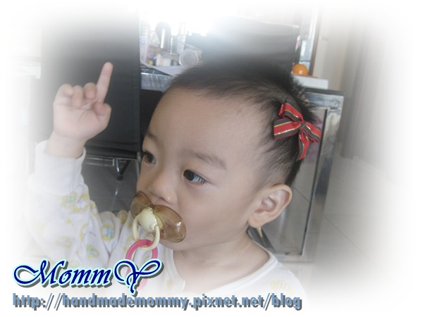 手工緞帶髮夾2011.11.06-2=手作MommY
