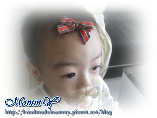 手工緞帶髮夾2011.11.06-1=手作MommY