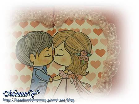 婚禮小物-手工簽名板(美如)2011.11.08-3=手作MommY.JPG