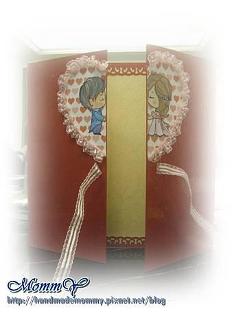 婚禮小物-手工簽名板(美如)2011.11.08-5=手作MommY.JPG