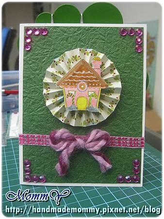 手工卡片-聖誕卡2011.12.01-1=手作MommY.JPG