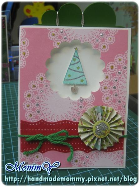 手工卡片-聖誕卡2011.12.01-3=手作MommY.JPG