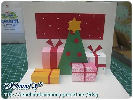 手工卡片-聖誕卡2011.12.01-6-3=手作MommY.JPG
