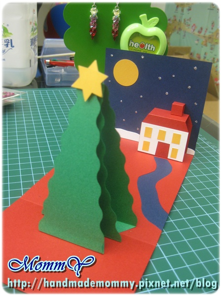 手工卡片-聖誕卡2011.12.01-5-3=手作MommY.JPG