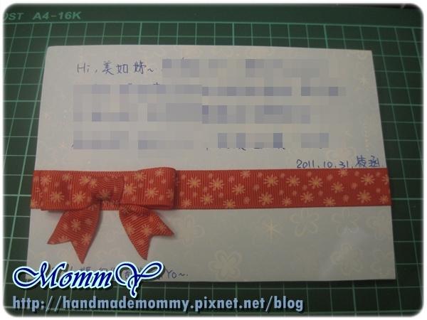 手工卡片2011.10.31-3=手作MommY.JPG