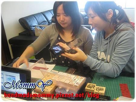 手作課花絮2011.12.19-01=手作MommY.JPG