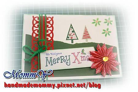 手工卡片-聖誕卡2011.12.21-02=手作MommY.JPG