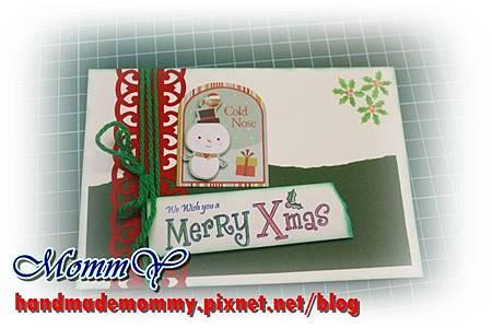手工卡片-聖誕卡2011.12.21-01=手作MommY.JPG