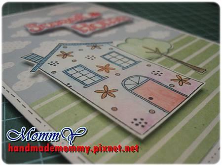 2012手工卡片-1月-Sweet Home3=手作MommY.JPG
