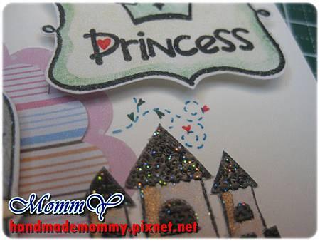 2012手工卡片-1月-Princess2=手作MommY.JPG