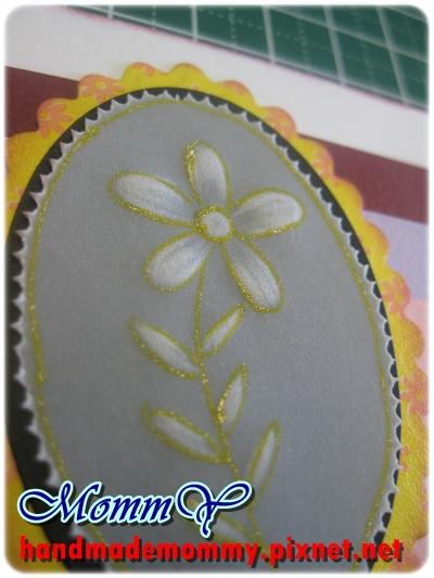 ATC-2012.3月-紙蕾絲花2=手作MommY