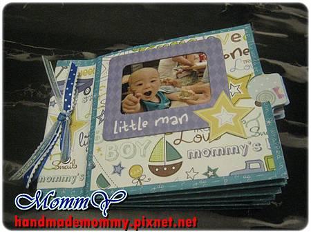 紙袋相本(有底平口)01=手作MommY