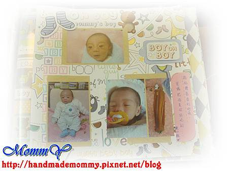 小寶貝的成長紀錄2012,08,10-3