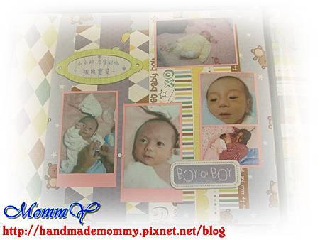 小寶貝的成長紀錄2012,08,10-4