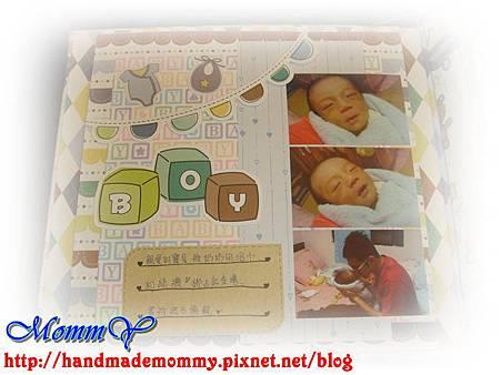 小寶貝的成長紀錄2012,08,10-2