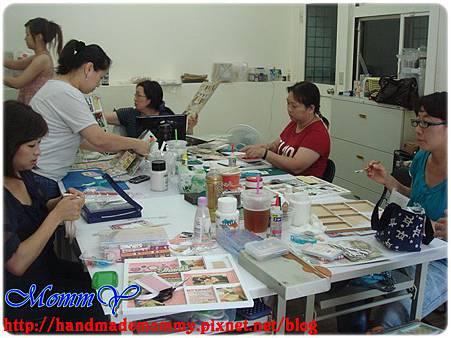 台中木框相編聚2012,08,11-19
