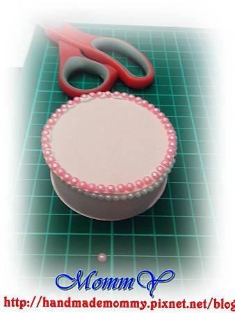 手作課花絮2013,04,28-禮物盒+雙層蛋糕7手作MommY