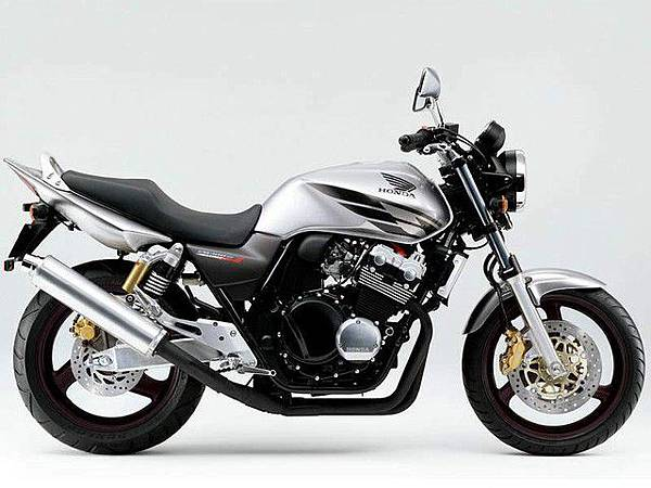 Honda CB400 Super four 05  2