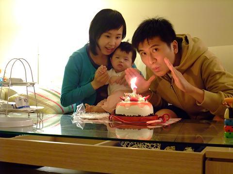 爸比生日快樂