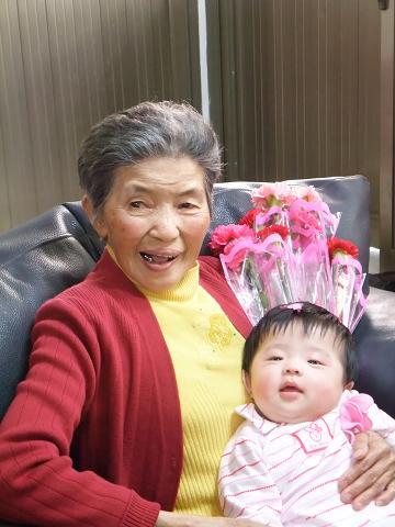 母親節快樂TO阿祖