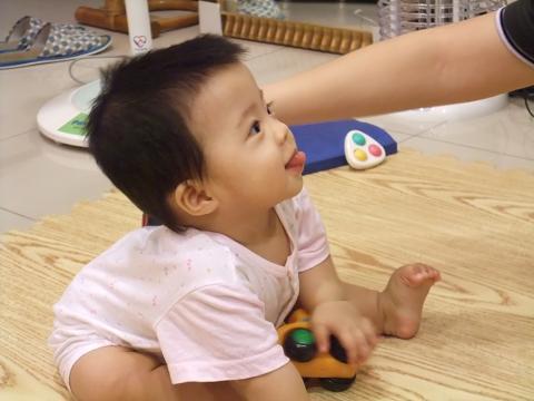 與姑姑PLAY3