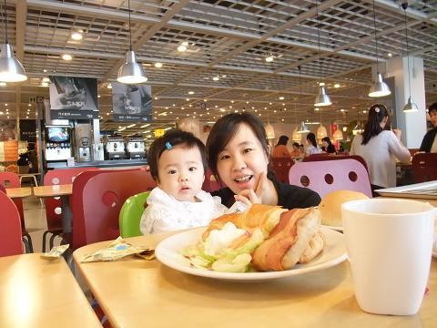 IKEA早餐with媽咪