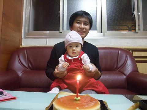 米米過生日1