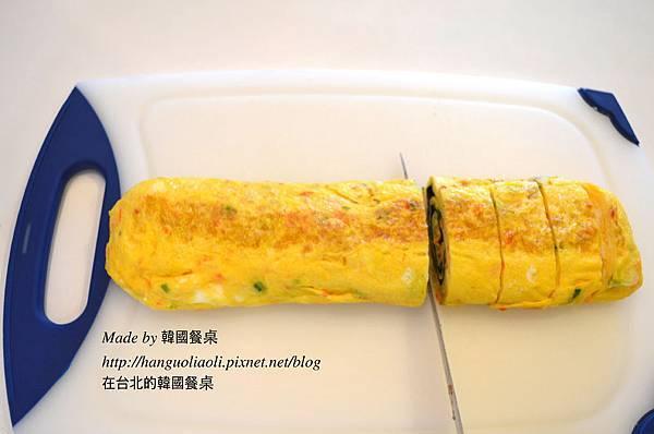 韓式煎蛋捲