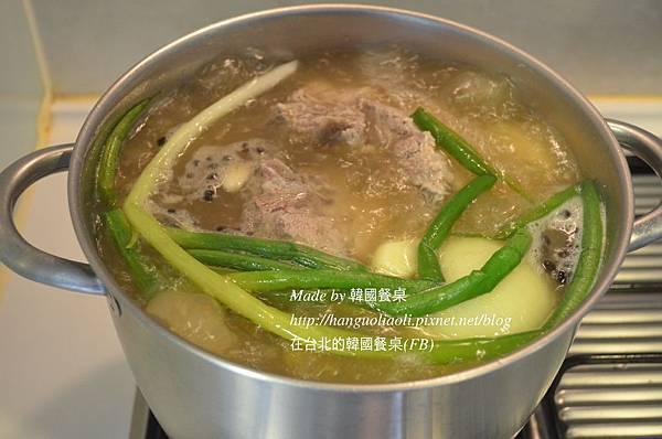 馬鈴薯排骨湯
