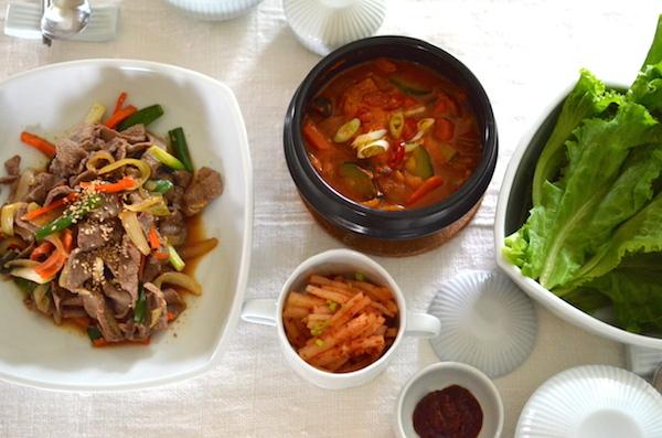 韓式料理做法 by 韓國餐桌